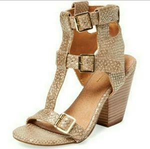 Seychelles Shoes - seychelles Electro Embossed metallic buckle 10