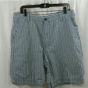 Izod Other - IZOD PLAID LUXURY SPORT SHORTS SIZE 34  NWT