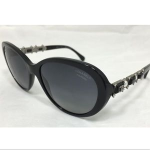 CHANEL Accessories - Chanel polarized sunglasses with details