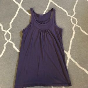 LAmade Tops - LAmade purple high neck tank