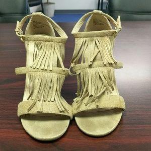 Cato Shoes - Adorable fringe heels