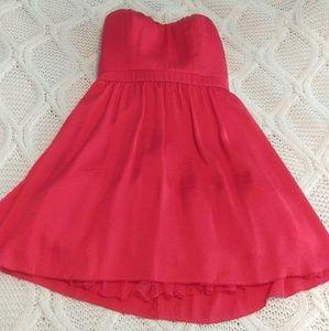 Dresses & Skirts - A mini red dress