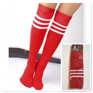 Knee-hi Sports Socks