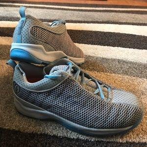 Pearl Izumi Shoes - Women's Gray 5053 Pearl Izumi Cycling Shoes Sz 7.5