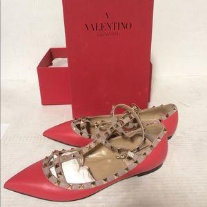 Valentino Garavani Shoes - Valentino Garavani Flats