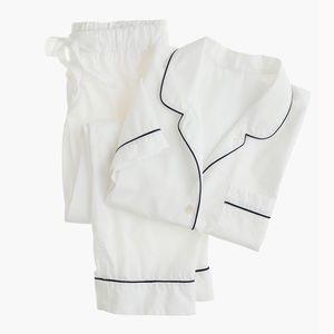 J. Crew Other - EUC J.Crew Vintage Short-Sleeved Pajamas