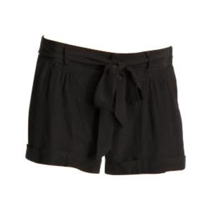 •MM Couture by Miss Me• Tie Waist Shorts