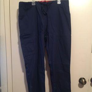 Dickies Pants - Dickies Unisex Navy Blue Scrub Paints🚑