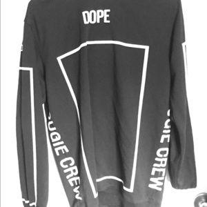 DOPE Brand bougie hoody