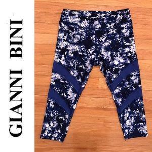 Gianni Bini Pants - Gianni Bini Active Sport Capri Leggings Size L