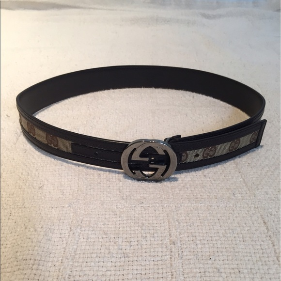 1acd15df68d Gucci Accessories - ⚡️SALE⚡️GUCCI Brown Guccissima belt