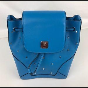 MCM Handbags - MCM Claudia Studded Backpack