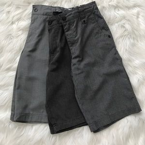 Micros Other - Three pairs of boys shorts