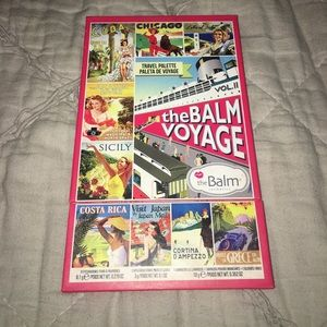 TheBalm Voyage Palette