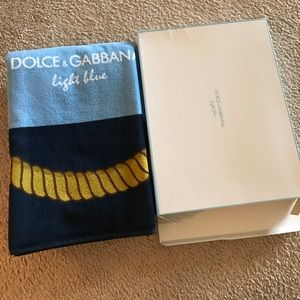 Dolce & Gabbana Accessories - Dolce large towel new
