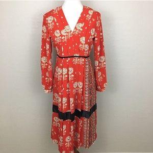 Vena Cava Dresses & Skirts - Viva Vena Floral Midi Dress NWT