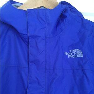 ac20f4775 Girls Royal blue North Face jacket