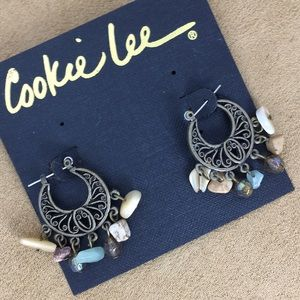 Cookie Lee Jewelry - 🎁 Cookie Lee | Hoop Earrings