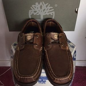 New Timberland men's shoes