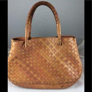 Bottega Veneta Woven Tote Handbag