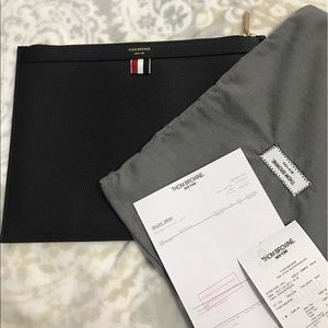 Thom Browne Other - THOM BROWNE POUCH/UNISEX