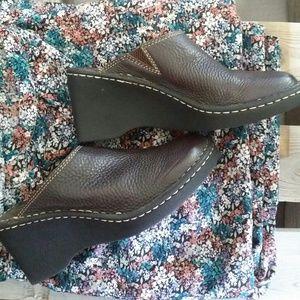 Bjorn Borg Shoes - Bjordnal Leather mule clogs sz 7