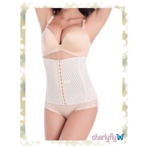 Other - NUDE Breathable Body Shaper Waist Trainer