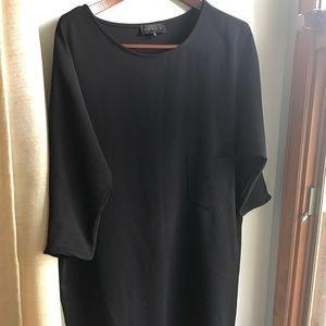 Hatch Dresses & Skirts - Hatch black pocket dress