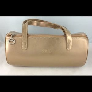 Longchamp Barrel Handbag