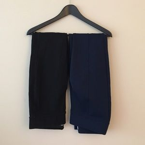 Old Navy Pants - Two pairs of Old Navy ponte knit leggings