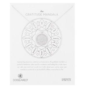 Dogeared Jewelry - The Gratitude Mandala