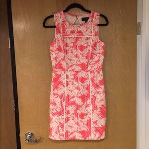 Tropical J. Crew Sheath Dress