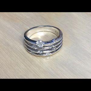 Zales Jewelry - 1/2 CT TW Diamond Layered Ring