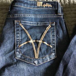 Kut from the Kloth Denim - NWOT KUT Women's Jeans Catherine Boyfriend Cut