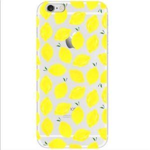 WILA Accessories - Lemon Print iPhone 6 Case