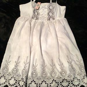torrid Dresses & Skirts - 🆕 brand new Torrid dress, beautiful eyelet detail