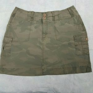 Fashion Bug Pants - Camouflage skort