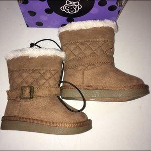Okie Dokie Girls Boots New In Box