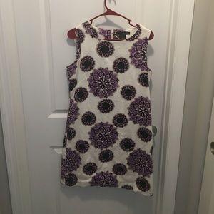 Willi Smith Dresses & Skirts - Retro Print Sheath Dress