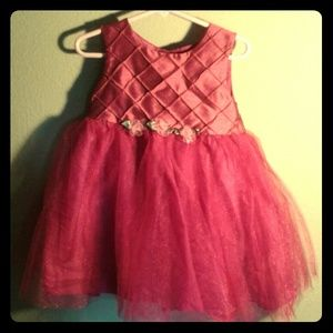 George Other - Pretty pink toddler dress