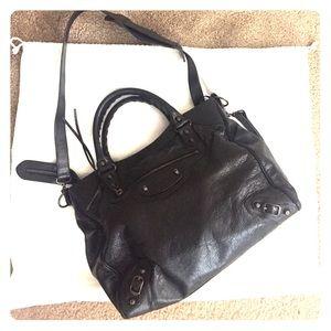Balenciaga Velo Black