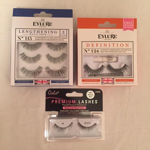 e9e14c30012 Eylure Makeup | Cala False Eyelashes | Poshmark