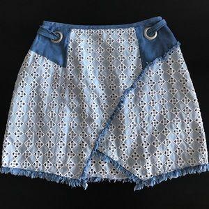 Dresses & Skirts - Skirt blue, denim Beautiful