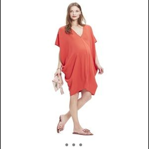 """Hatch Dresses & Skirts - Blush Pink Maternity (or not) """"slouch dress"""""""