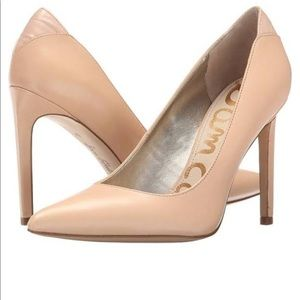 Sam Edelman Shoes - Sam Edelman nude stilettos heels 7.5