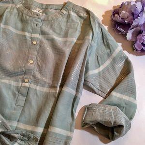 Ann Taylor Tops - ANN TAYLOR LOFT/ Softened shirt
