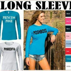 POSHDIVA POSHBOSS POSH PRINCESS POSHAHOLIC