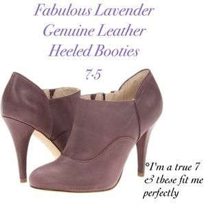 Rockport Shoes - 🌺SALE💐ROCKPORT Leather Violet Heeled Booties 7.5