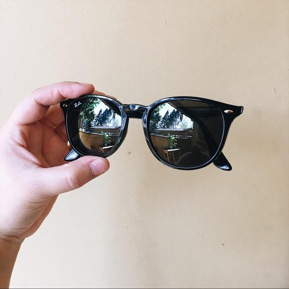Ray-Bans 4259 f Round Sunglasses