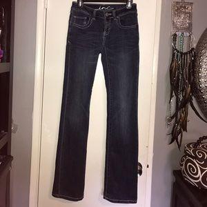 Denim - Inc Denim Bootleg size 0 stretch jeans